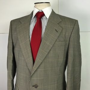 Jos A Bank 42 Blazer 2 Button Sport coat